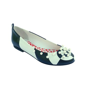 Hep'Y Paris - Cosmic World - Ballerines en cuir - noir - 2240494