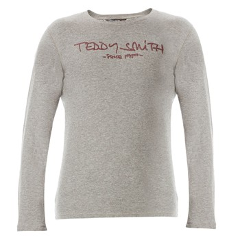 Teddy Smith - Ticlass - T-shirt - gris chine - 1982769