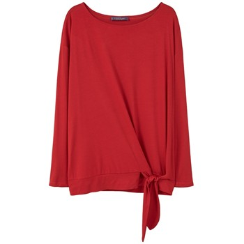 Violeta by Mango - T-shirt - rouge - 2242047