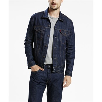 Trucker - Veste - denim bleu