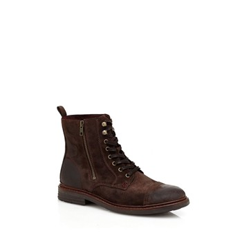 Jeremy - Bottines en cuir - marron