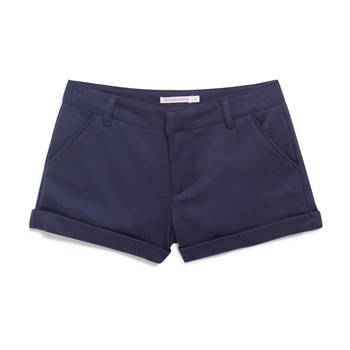 Monoprix Kids - Mini short - bleu marine - 2242788
