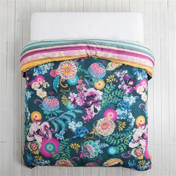 Paisley Bloom - Housse de couette - multicolore