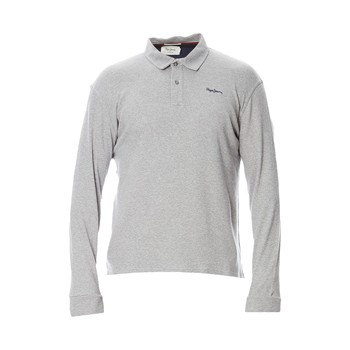 Pepe Jeans London - Pan - Polo - gris chine - 2030892