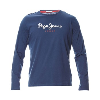 Pepe Jeans London - Eggo Long - T-shirt - bleu - 2030938