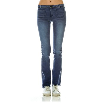Mely - Jean bootcut - azul