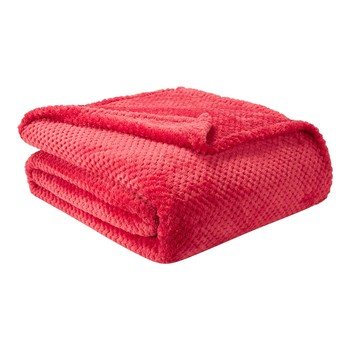 Ifilhome - Sweet - Couverture, Boutis - rouge