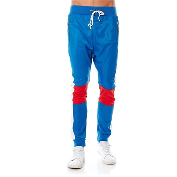 MP PRINCIPLE - Pantalon jogging - bleu