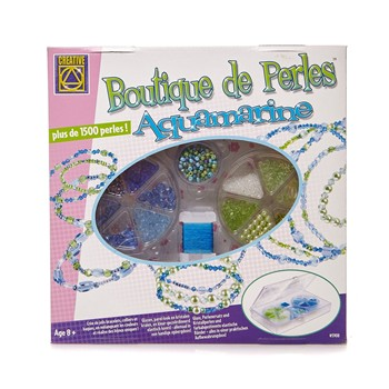 Aquamarine - Boutique de perles