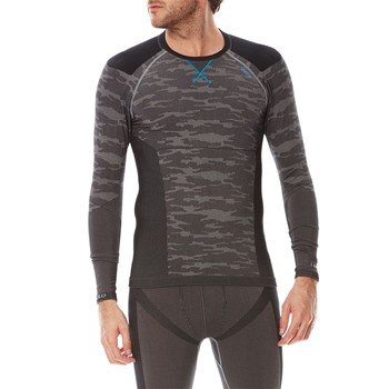 Evolution Warm Blackcomb - Top - gris