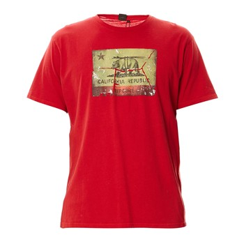 Rip Curl - Califrutty ss - T-shirt - rouge - 2074029
