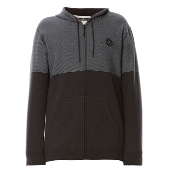 Rip Curl - Sultans Zt Hooded - Sweat-shirt - gris - 2074085