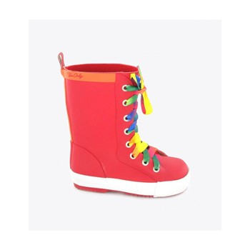 Be Only - Puncky - Bottes - rouge - 2259861
