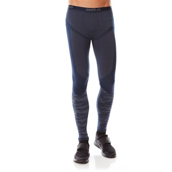 Evolution Warm Blackcomb - Strumpfhose - blau