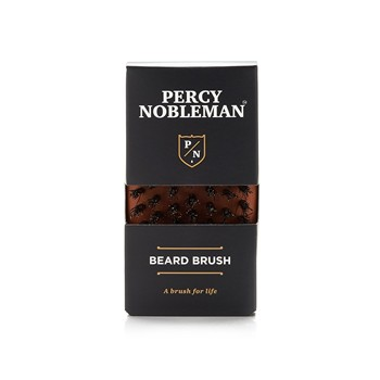 Percy Nobleman - Brosse à barbe - marron - 2260918