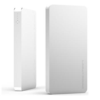 Powerbank 8000 mAh - argento