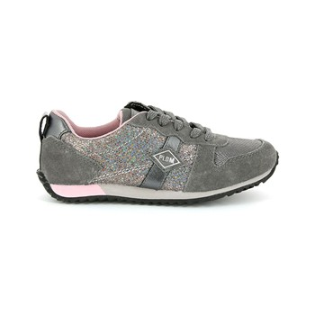 PLDM by Palladium - Fenway - Baskets en cuir - gris foncé - 2210319