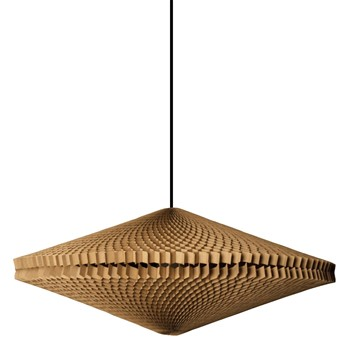 Tung design - Flying Saucer - Suspension - marron clair - 2266519