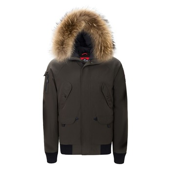 Helvetica - Anchorage - Bombers - kaki - 2268410