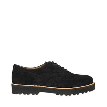 Hogan - Derbies en cuir - noir - 2223014