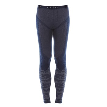 Odlo - EVOLUTION WARM Blackcomb - Collant - bleu - 2167697
