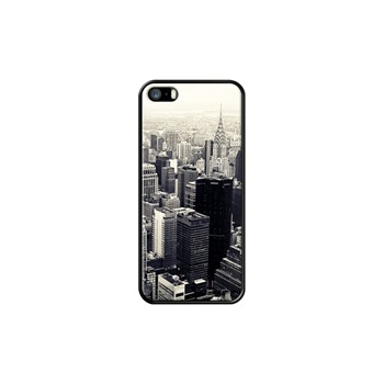 tribute to NYC - Coque pour iPhone 5 et 5S - imprimé