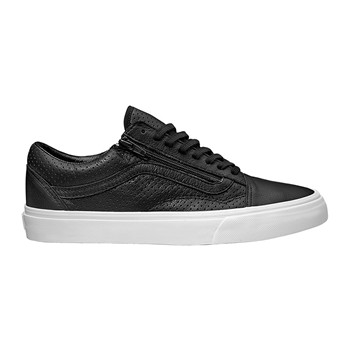 Vans - Old Skool - Baskets en cuir - noir - 2262450