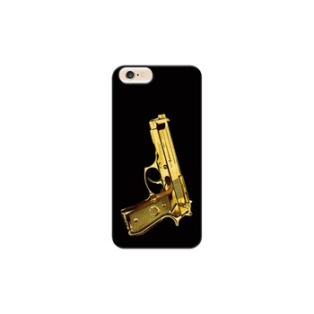 Gold gun - Coque pour iPhone 6/6S - marron