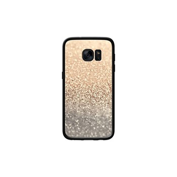 Golden Shower - Coque pour Samsung Galaxy S7 - noir
