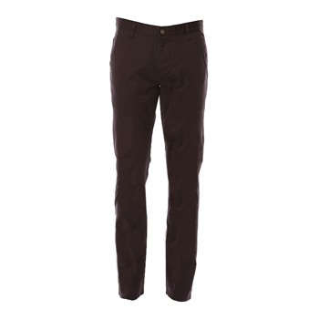 Bic Alpha slim tapered stretch - Chino - nero