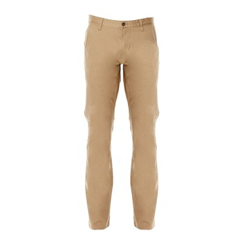 Bic Alpha slim tapered stretch - Chino-Hose - beige
