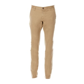 Bic Alpha skinny stretch - Chino-Hose - beige