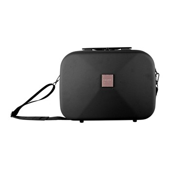 Beauty case 36 cm - nero
