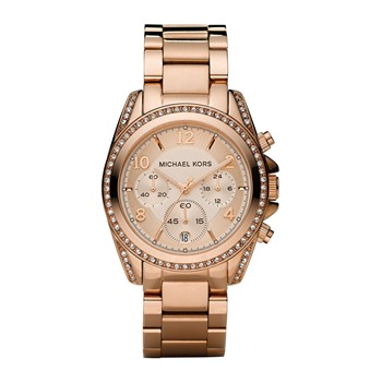 Blair - Chronograph - rosa