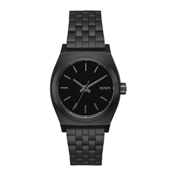 Medium Time Teller - Reloj de agujas - negro