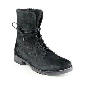 Bona - Bottines en cuir - noir