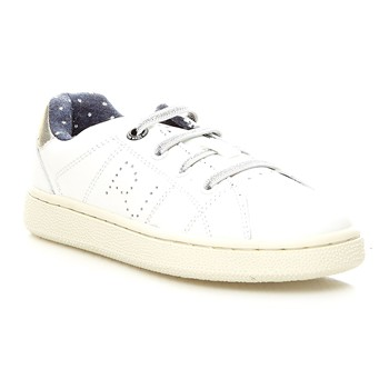 Pepe Jeans Footwear - Lane Girl - Baskets en cuir - blanc - 2251843