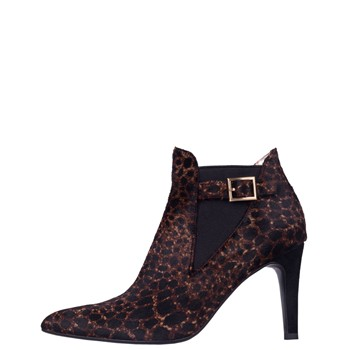 Estel Anita - Bottines en cuir - marron