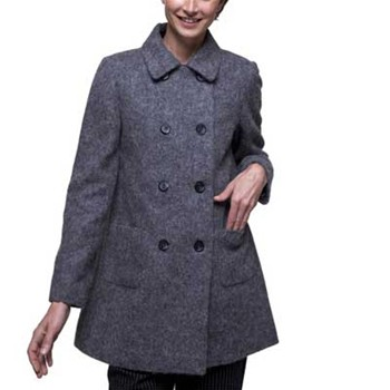 Manteau casual - gris chine