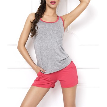 DKaren - Betina - Ensemble top et short - bicolore
