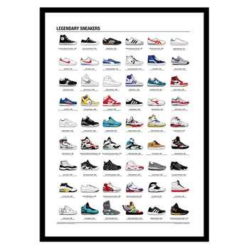 Wall Editions - Affiche - multicolore