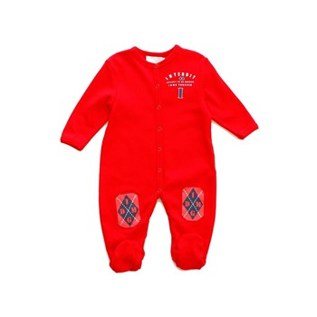 Smith - Pyjamas Bébé - rouge