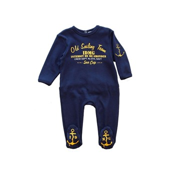Little marin - Pyjamas Bébé - bleu