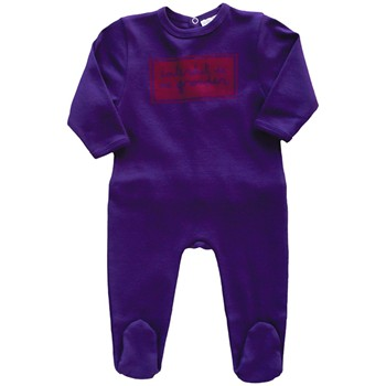 Little Click - Body bébé - violet