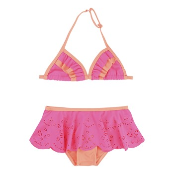 Maillot 2 pièces - rose