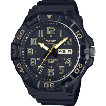 Casio - Casio Collection - Montre analogique - noir