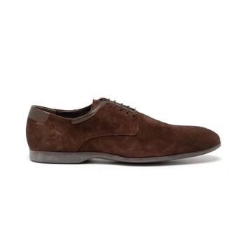 Maky - Derbies en cuir - marron