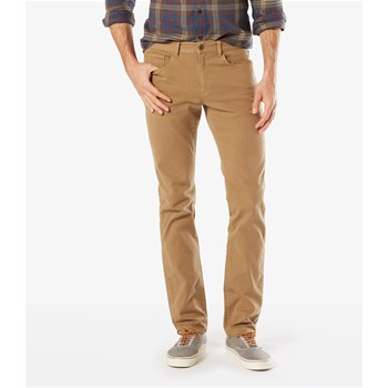 Five Pocket slim stretch - Pantaloni - beige