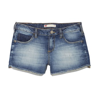 Nelly 2 - Short - denim bleu
