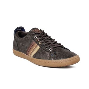 Osmo - Sneakers en cuir - marron